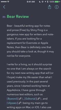 Write Beautifully with Bear from Shiny Frog